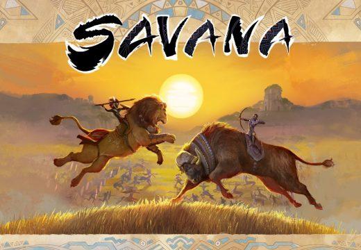 BoardBros připravují hru Savana