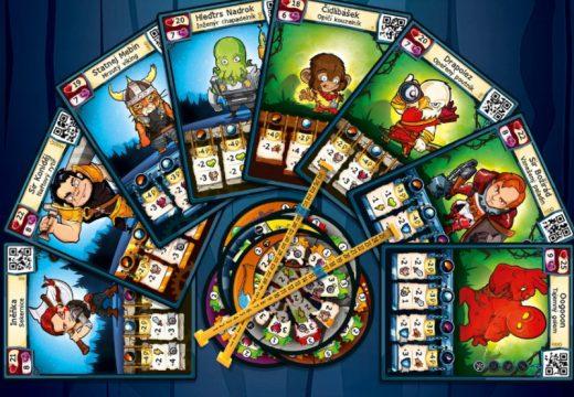 Hrdinové česká karetní hry Scratch Wars míří do světa