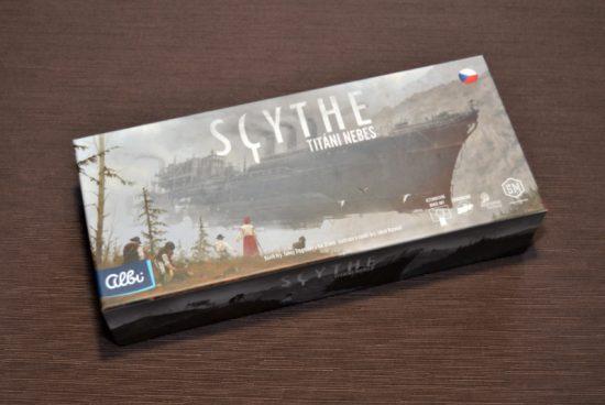 Titáni nebes posílili hru Scythe