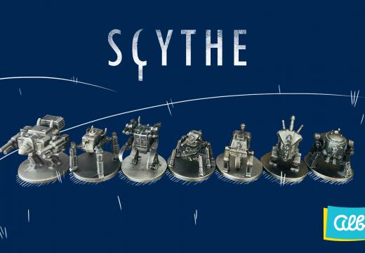 Obohaťte si Scythe o kovové mechy a Nová setkání