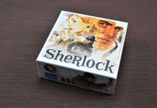 Kdo je zločinec? Pátrejte ve hře Sherlock