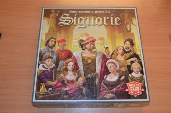 Signorie-box
