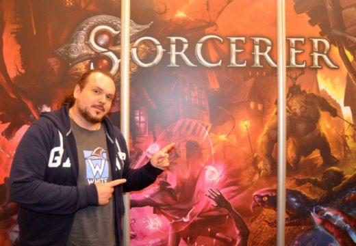 Karetní hra Sorcerer je na Kickstarteru, kde ji můžete podpořit