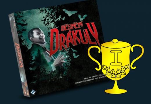 Vítěz soutěže o hru Běsnění Drákuly