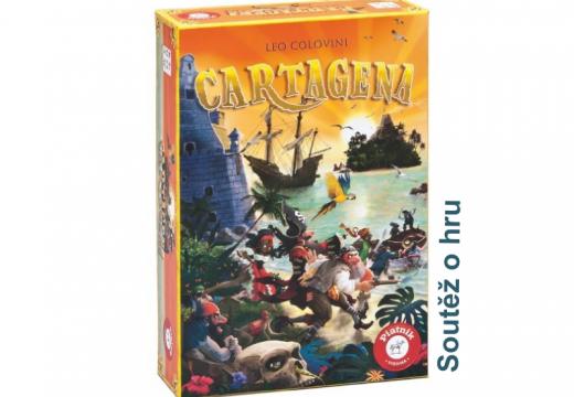 Soutěž o rodinnou hru Cartagena
