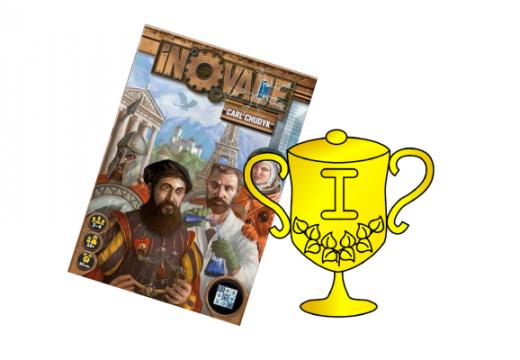 Vítěz soutěže o karetní hru Inovace