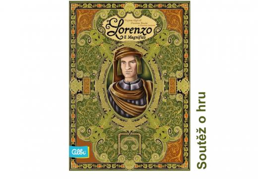 Soutěž o strategickou hru Lorenzo il Magnifico