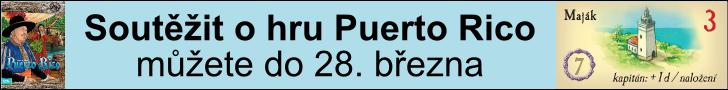 Soutěž o hru Puerto Rico
