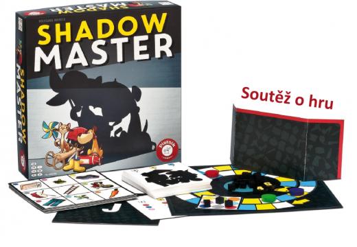 Soutěž o hru Shadow Master