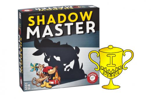 Výsledky soutěže o hru Shadow Master