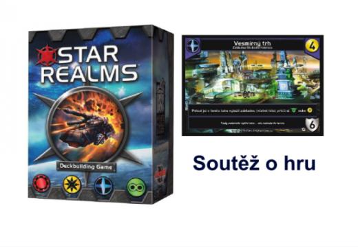 Soutěž o novou karetní hru Star Realms