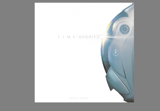 Soutěž o jedinečnou hru T.I.M.E Stories