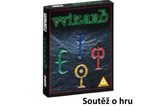 Soutěž o karetní hru Wizard: Čarodějovo proroctví
