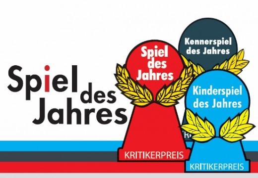 Jaké jsou nominace na cenu Spiel des Jahres 2015