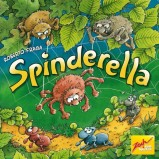 Spinderella-box