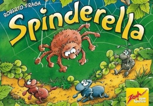 Dětskou hrou roku je v Německu Spinderella