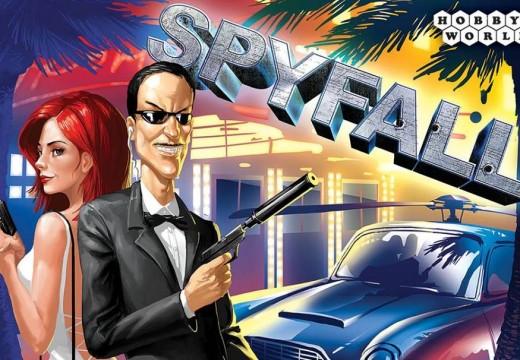 S párty hrou Spyfall se stanete špiony