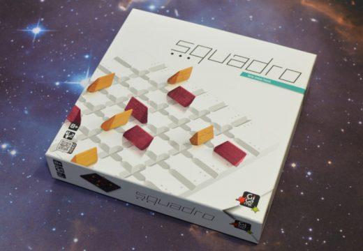 Squadro je nová abstraktní hra od Gigamicu