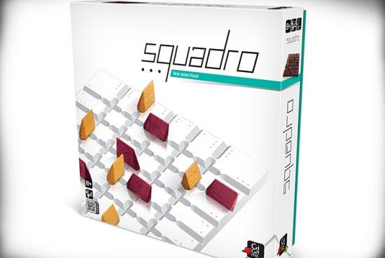 Soutěž o hru Squadro