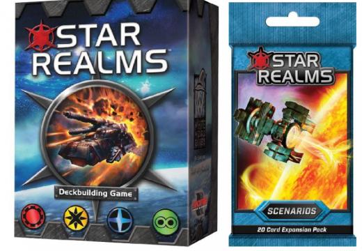 Svět deskových her vás opět zve na turnaj ve hře Star Realms