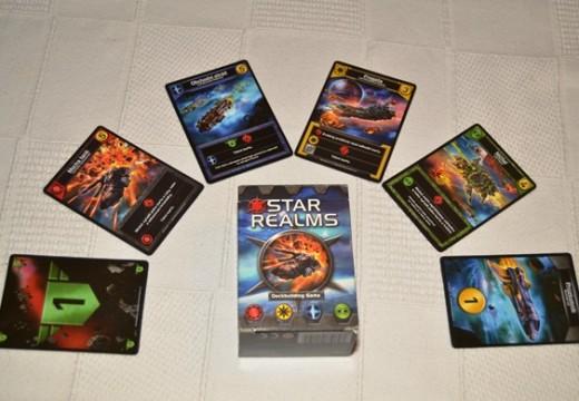 Recenze: Star Realms