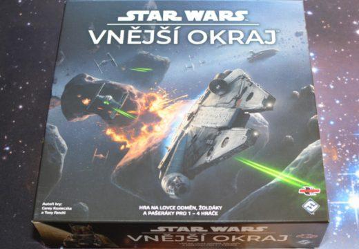 Recenze: Star Wars – Vnější okraj