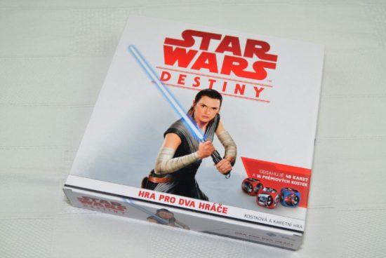 Star Wars: Destiny má nový starter pro dva hráče