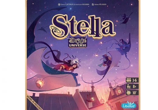 Ve hře Stella využijete karty z Dixitu