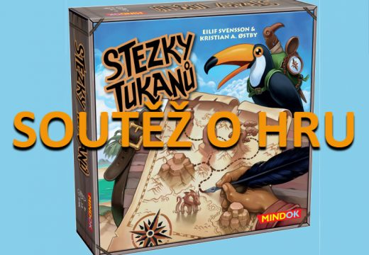 Soutěž o hru Stezky tukanů