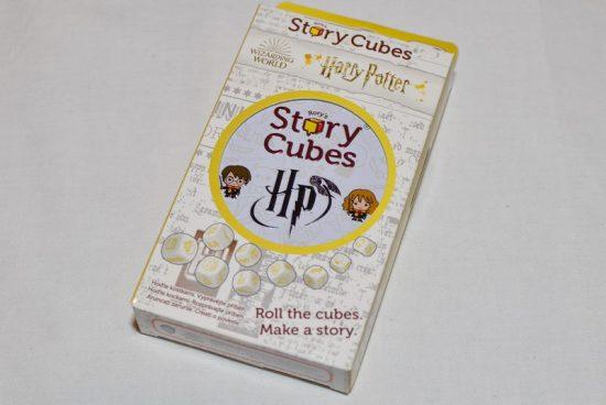 Stvořte nové příběhy Harryho Pottera, pomohou vám kostky Story Cubes