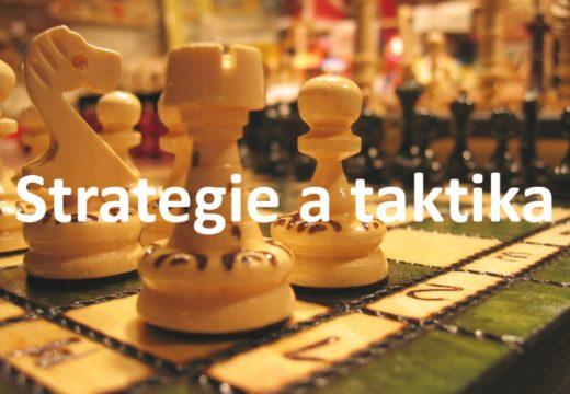 Co znamená: Strategie a taktika v deskových hrách