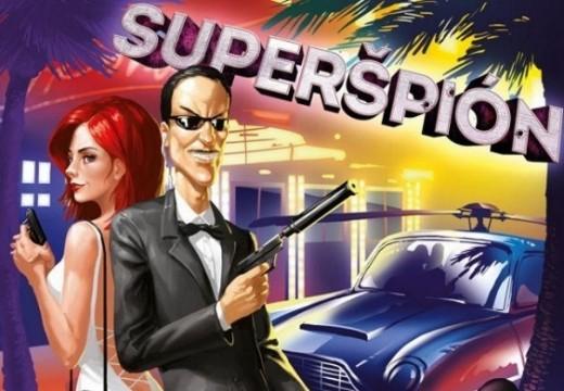 Soutěž o hru Superšpión
