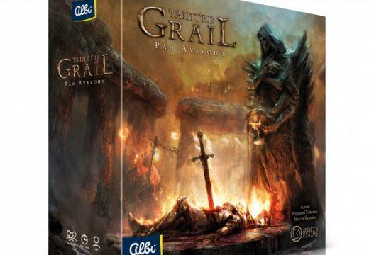 Tainted Grail: Pád Avalonu již rozehrává své příběhy