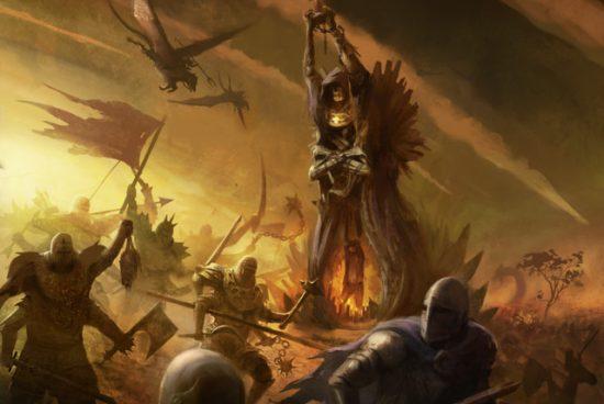 Pro náročnější hráče chystá Albi další Unmatched, rozšíření Tainted Grail a ISS Vanguard
