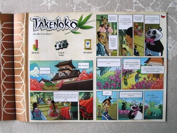Takenoko-komiks