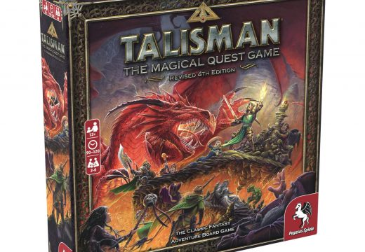 Legendární Talisman se příští rok opět vrátí