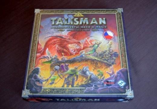 Legendární Talisman se vrací