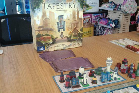 První dojmy z připravované hry Tapestry
