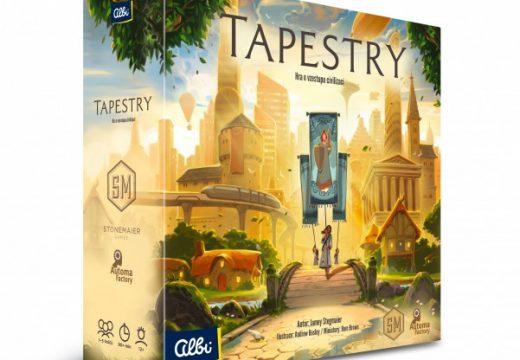 Klání civilizací ve hře Tapestry začalo