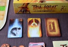 Tash-Kalar karty