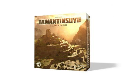 Doveďte Inky ke slávě ve hře Tawantinsuyu