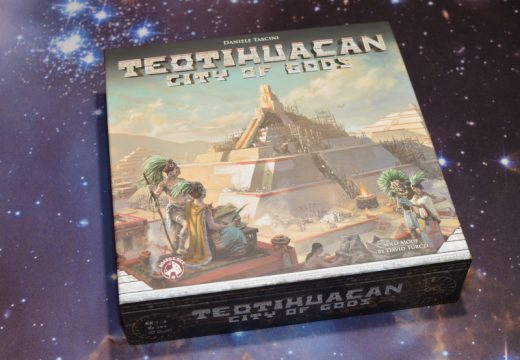 Recenze: Teotihuacan – City of Gods
