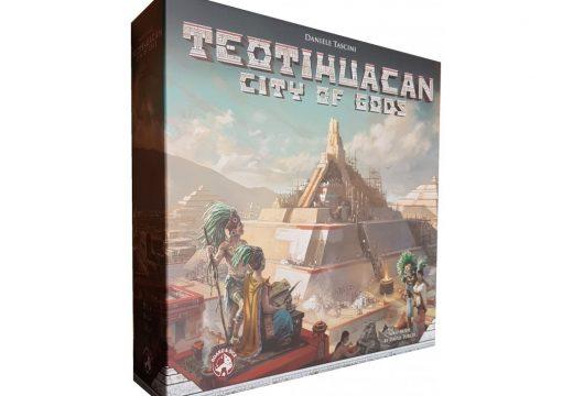 Teotihuacan u nás vyjde v březnu