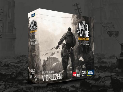 Hra This War of Mine získala rozšíření V obležení