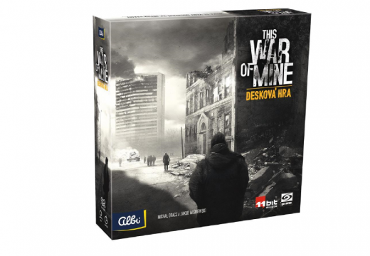 Soutěž o hru This War of Mine