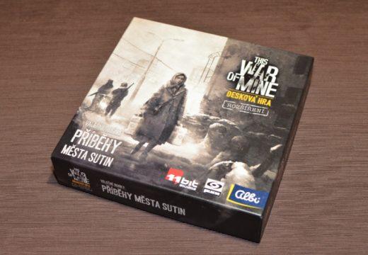 Příběhy města sutin obohacují hru This War of Mine