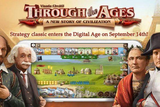 Through the Ages ovládlo elektronický prostor