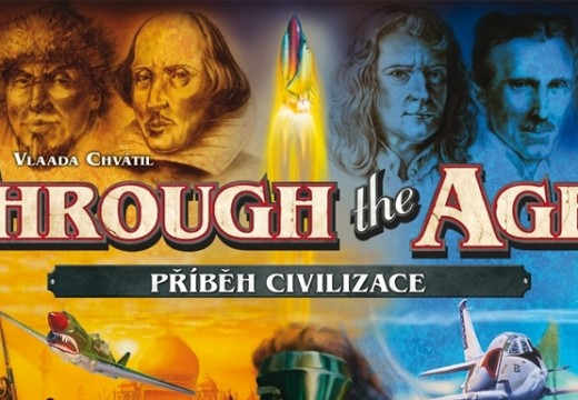 Strategie hry  Through the Ages: Příběh civilizace (1)