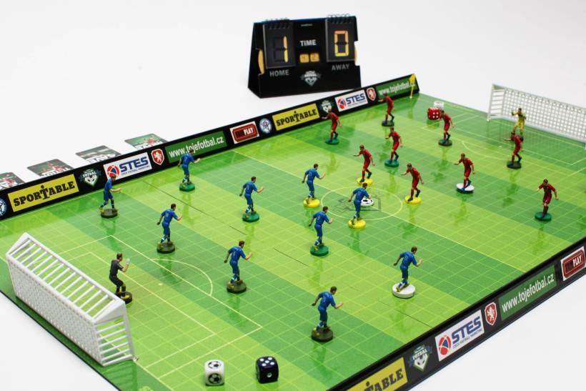 To je fotbal
