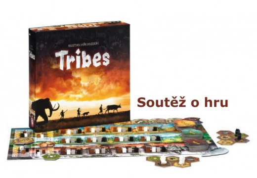 Soutěž o hru Tribes